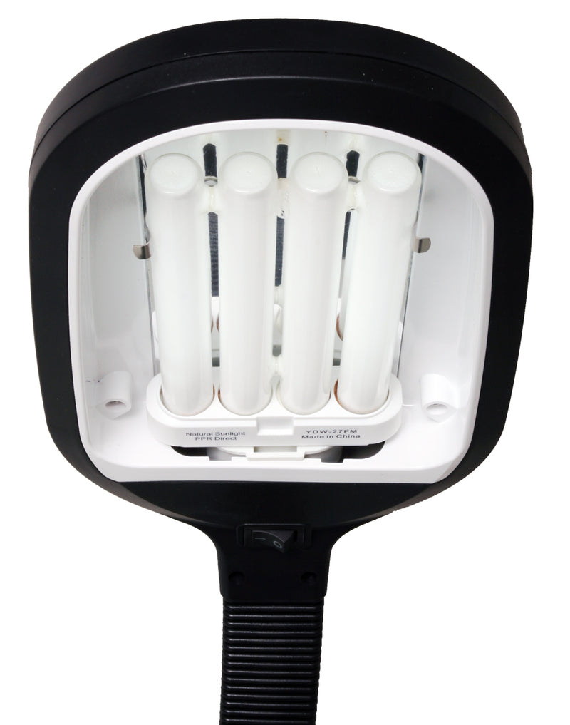 Agrobrite Standing CFL Plant Lamp, 27W
