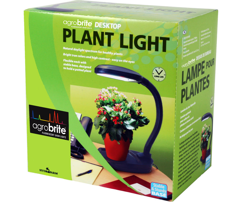 Agrobrite Desktop CFL Plant Light, 27W