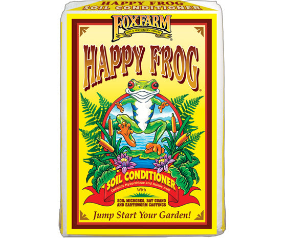 FoxFarm Happy Frog® Soil Conditioner, 3 cu ft