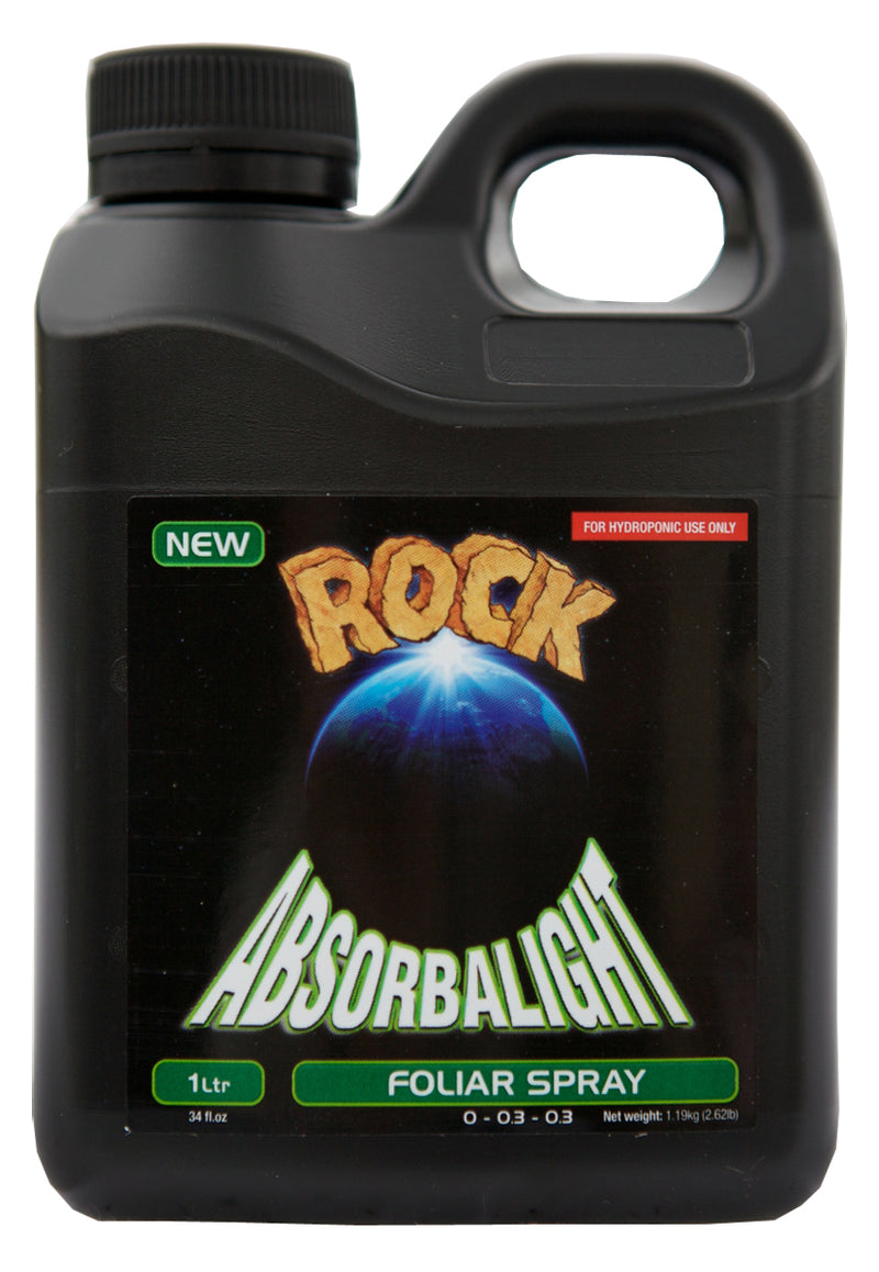 Rock Absorbalight Foliar Spray, 1 L