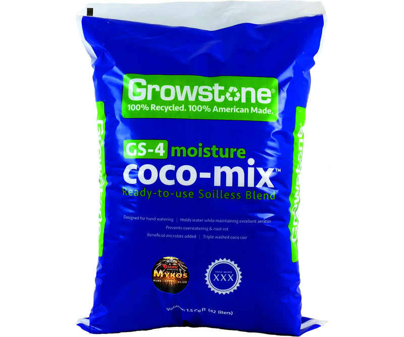 Growstone GS-4 Moisture Coco-Mix, 1.5 cu ft
