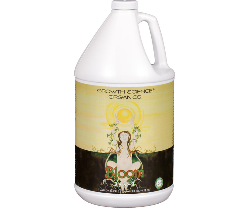 Growth Science Organics Bloom, 1 gal