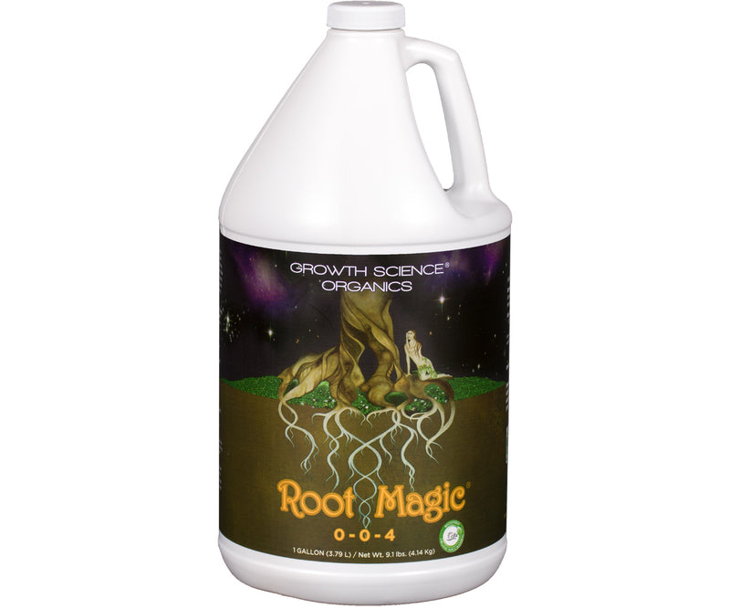 Growth Science Organics Root Magic, 1 gal