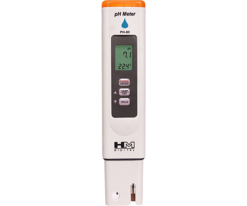 HM Digital PH-80 pH/Temperature Meter