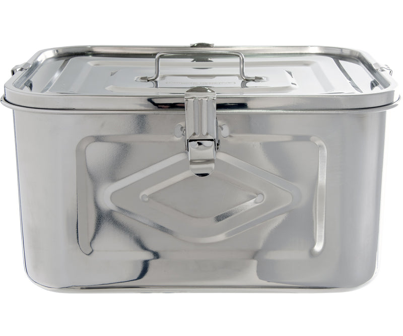 "Private Reserve Airtight Strongbox, 10 L, 11.8"" x 9.5"" x 6.3"""