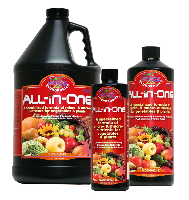 Microbe Life All-in-One, 1 qt