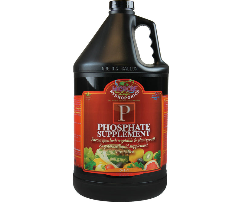 Microbe Life Phosphate Supplement, 1 gal