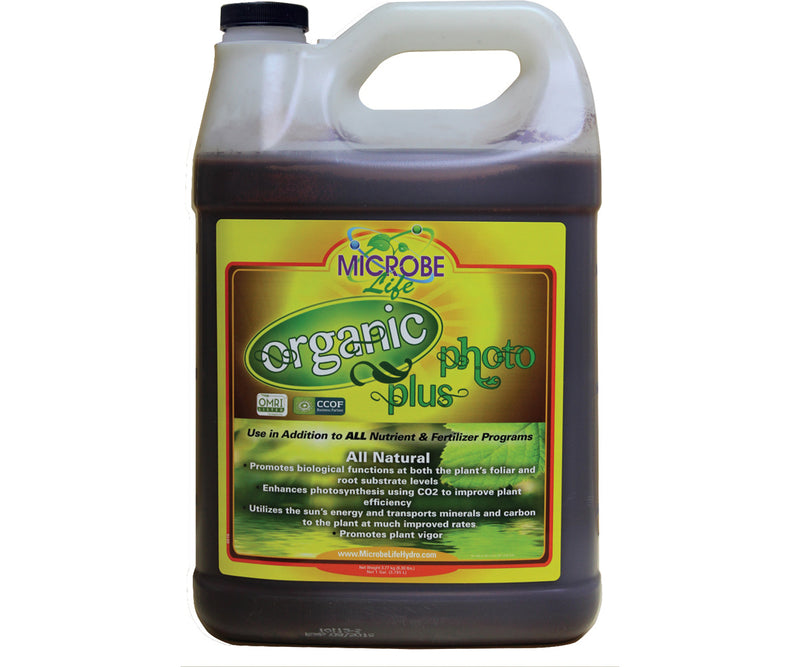 Microbe Life Organic Photo Plus, 1 gal