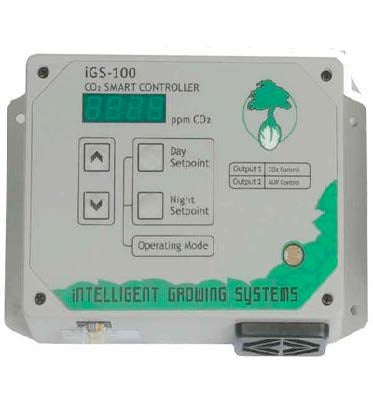 iGS-100 CO2 Auxiliary Smart Controller