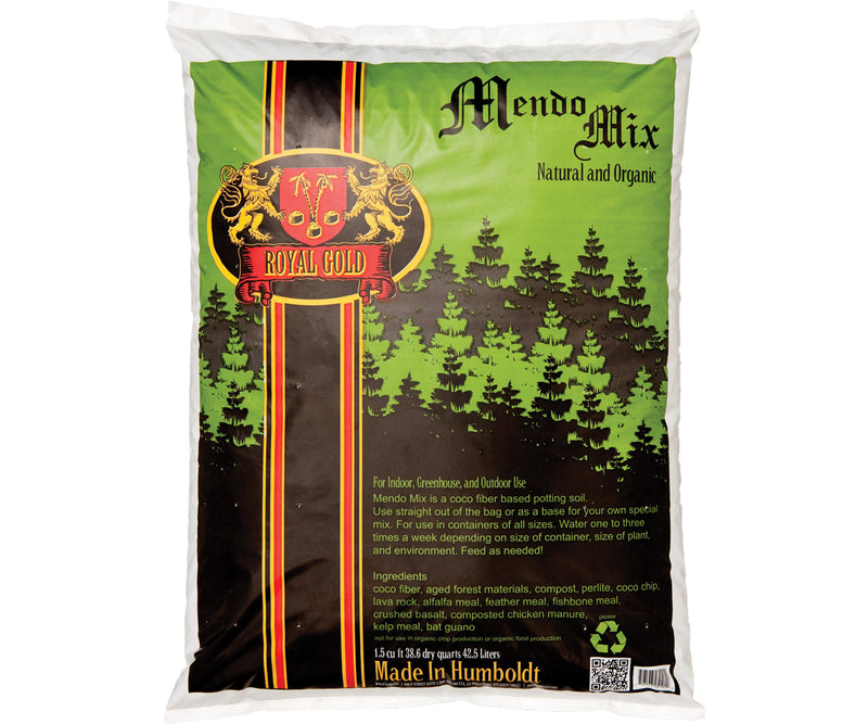 Royal Gold Mendo Mix, 1.5 cu ft