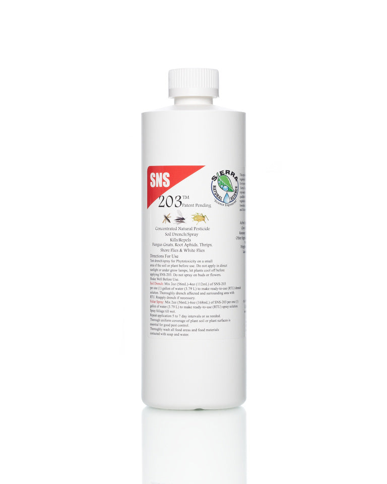 SNS 203 Pesticide Concentrate, 16 oz