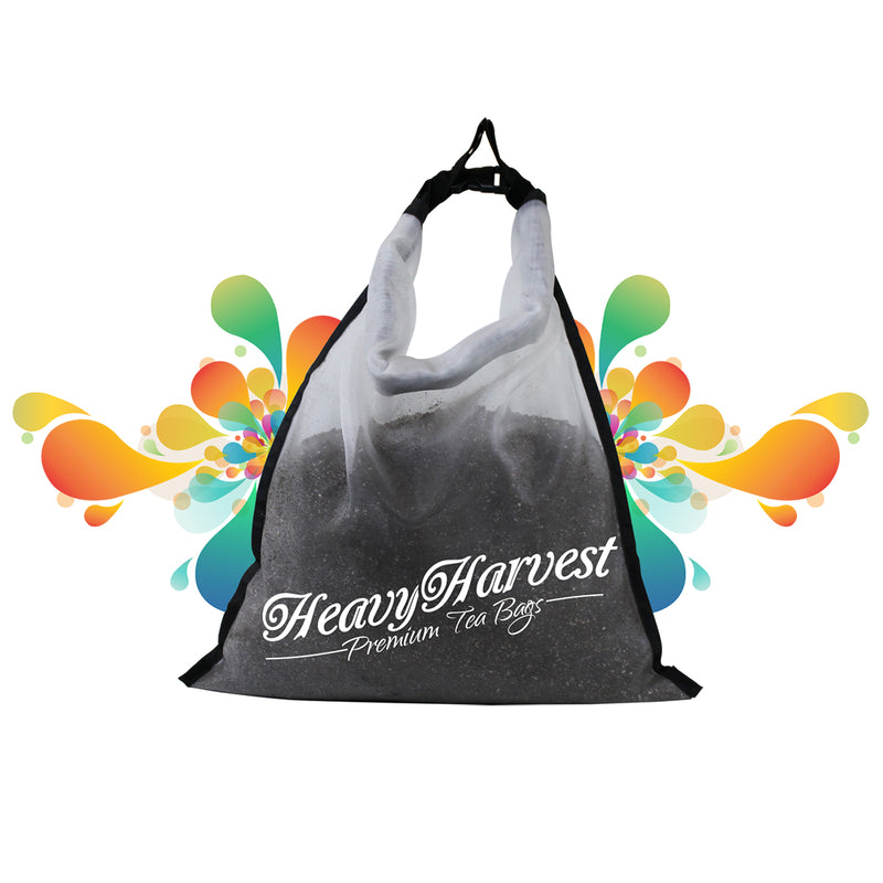 Heavy Harvest Tea Bags, Large