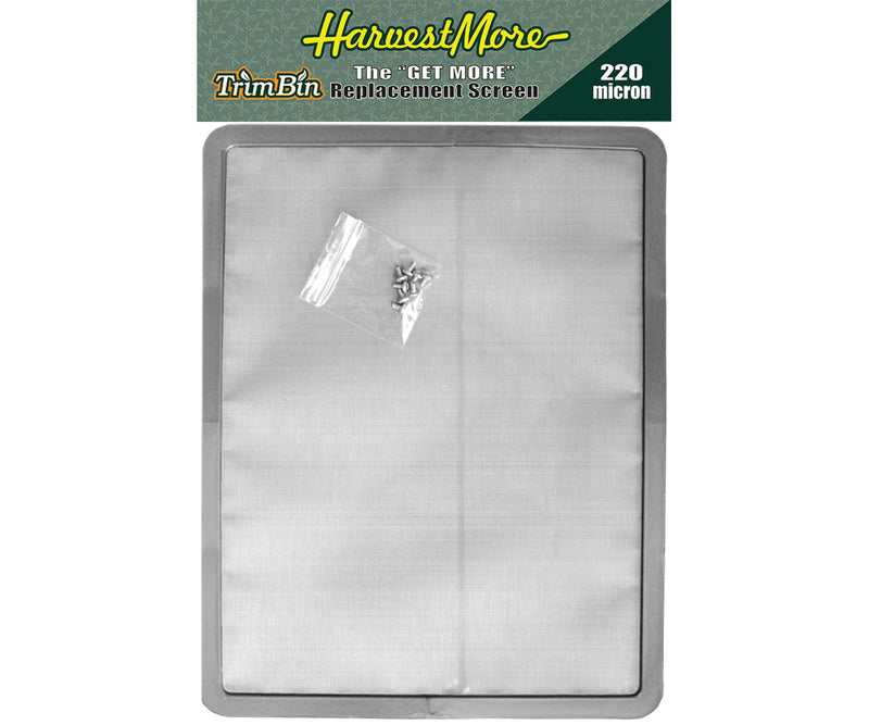 Harvest More 150 Micron Screen
