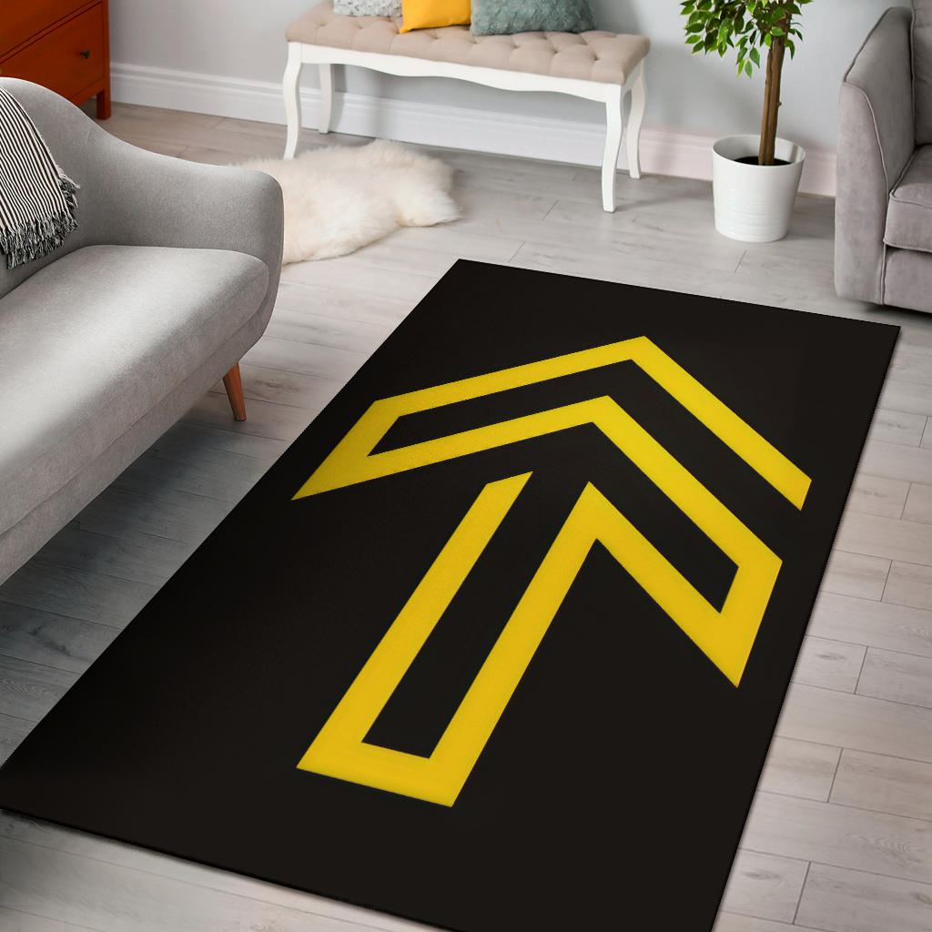 That Way Area Rug