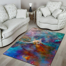 Load image into Gallery viewer, Carina Nebula  HDR Floor Rug