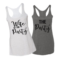 Wife of the party shirt, Bride and Bridesmaid shirts| Bachelorette tanks| girls trip shirts| bachelorette shirts| Love Squad | bridesmaid shirt