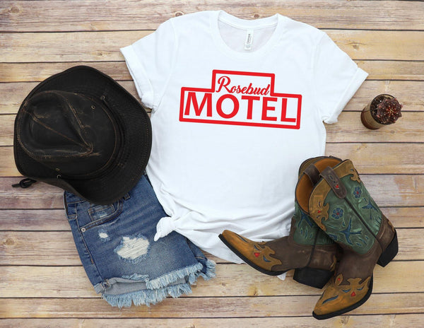 Rosebud Motel Shirt
