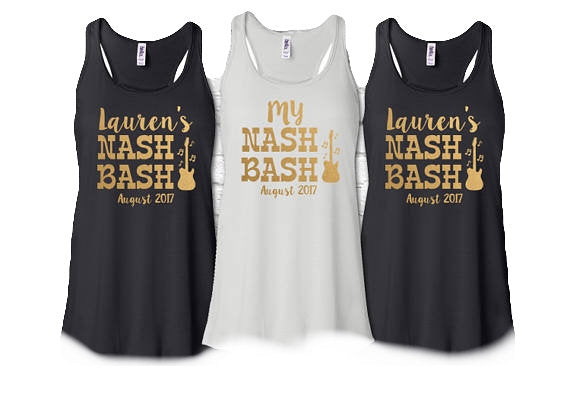 Nashville bachelorette, bridesmaid shirts, bride shirt, Nashville shirts, bridesmaid shirts, bachelorette weekend, Nashville Bachelorette