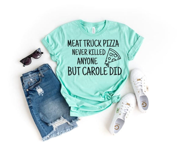 Carol Baskin did it shirt, Carol Baskin shirt, funny 2020 shirt, tiger king shirt, Carol Baskin Shirt, Cool Cats and Kittens shirt, sardine