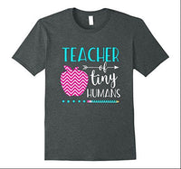 Teacher of tiny humans, teacher shirt, gift for her, gift for teacher, teachers gift, Christmas gift for teacher, fun teacher gift