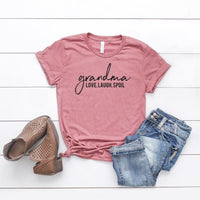 Grandma shirt, pregnancy announcement, shirt for nana, gift for nana, grandma gift, gift for grandma, grandma shirt, nana shirt, christmas