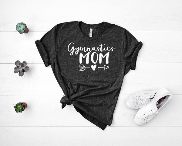 Gymnastics mom shirt
