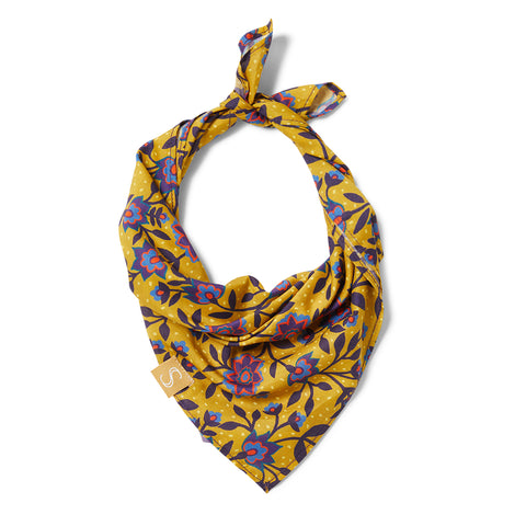 Liberty Bandana - Sunflower