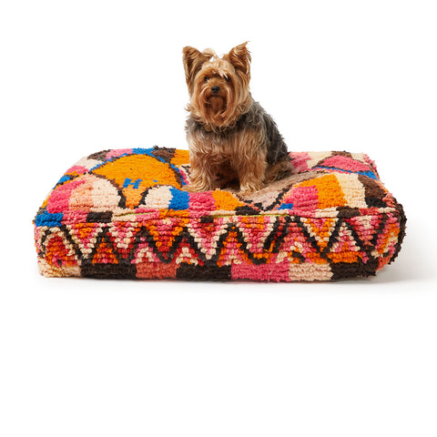 Boujad Dog Bed, Medium - Item #13