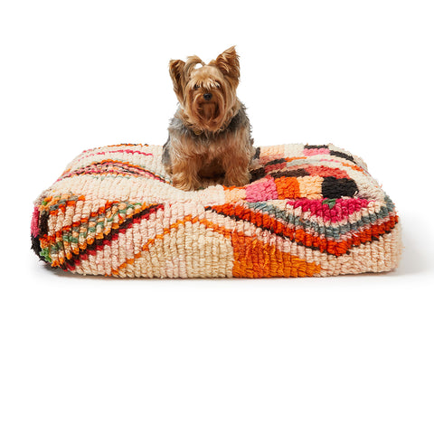 Boujad Dog Bed, Medium - Item #1