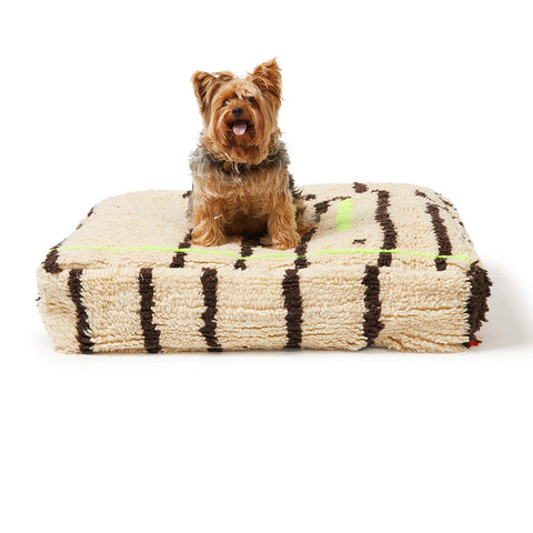 Boujad Dog Bed, Medium - Item #5
