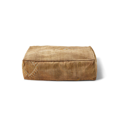 Cactus Silk Dog Bed, Bronze Small