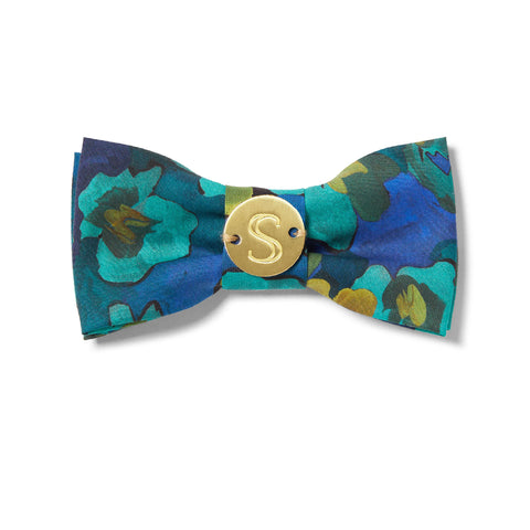 Liberty Bow Tie - Rose Aqua