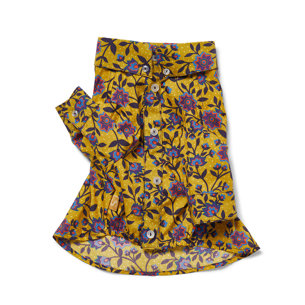 Liberty Dog Shirt - Sunflower
