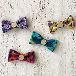 Liberty Bow Tie - Rose Scarlet