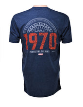 Load image into Gallery viewer, BBS T-Shirt / Since 1970 / Midnight Blue
