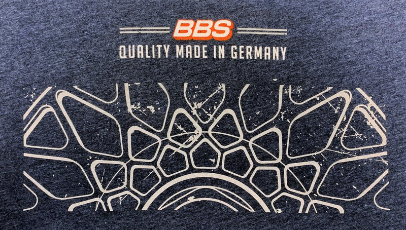 BBS T-Shirt / Made in Germany / Midnight Blue