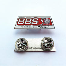 Load image into Gallery viewer, BBS 50th Anniversary Pin