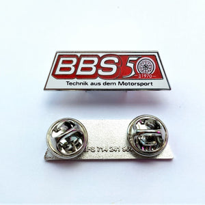 BBS 50th Anniversary Pin