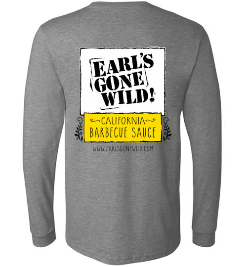 Earl's Gone Wild Long Sleeve T-Shirt