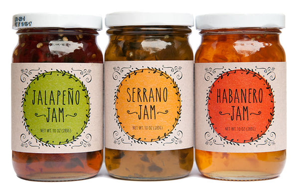 Pepper Jams - Free Shipping U.S.