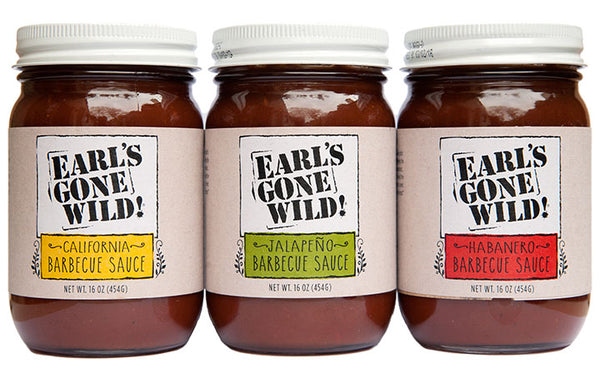 Barbecue Sauces - Free Shipping U.S.