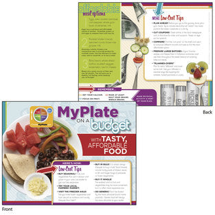 TABLET MYPLATE ON BUDGET