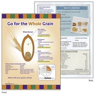 TABLET GO FOR WHOLE GRAINS