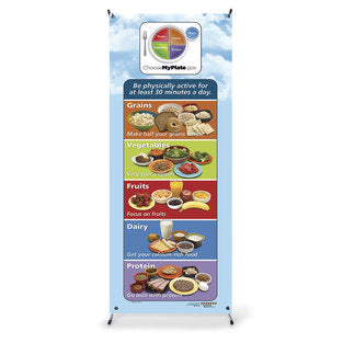 BANNER MYPLATE PORTION SIZ