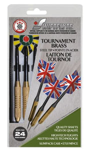 3 Pack Swiftlyte Brass Darts, Assorted Weights