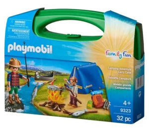 32 Piece Camping Playset, with Case