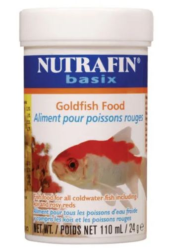 24g Basix Flake Goldfish Food