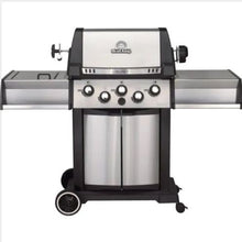 Load image into Gallery viewer, Signet 390 Propane BBQ - 3 Burners + Side & Rotisserie Burners