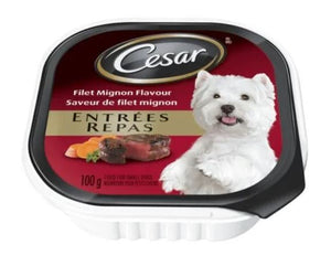 100g Filet Mignon Dog Food