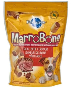 737g MarroBone Dog Biscuits - Real Beef Flavour
